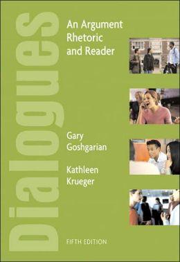 dialogues gary goshgarian Publisher: cambridge university press online publication date: march 2016  print publication year: 2016 online isbn: 9780511843952   101017/.