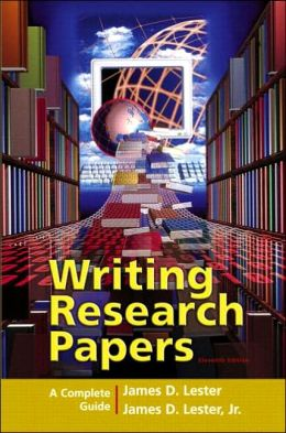 Writing Research Papers: A Complete Guide (perfect-bound) (with MyCompLab)