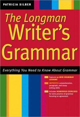 The Longman Writer's Grammar