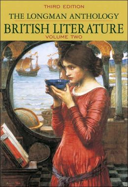 The Longman Anthology of British Literature, Volume 2
