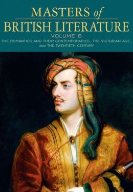 Masters of British Literature, Volume B (Penguin Academics Series)