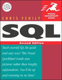 Visual QuickStart Guide: SQL