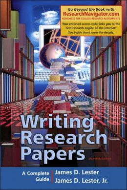 Writing Research Papers, Research Navigator Edition