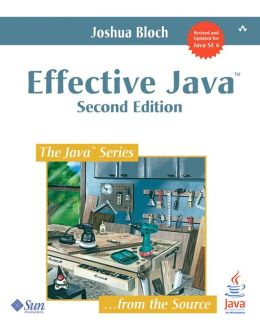 Effective Java (Java Series)