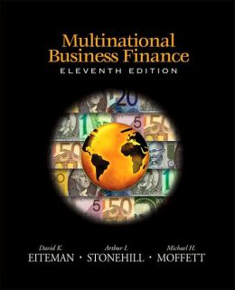 Multinational Business Finance, 11th Edition