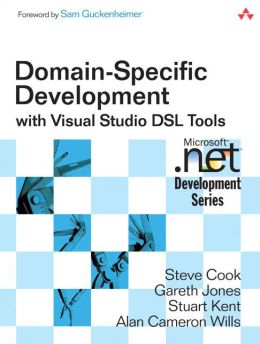 Domain Specific Development with Visual Studio DSL Tools