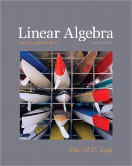 Linear Algebra and its Applications Plus MyMathLab Getting Started Kit