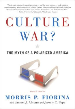Culture War?: The Myth of a Polarized America