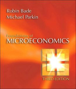 Foundations of Microeconomics plus MyEconLab Student Access Kit