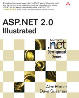 ASP.NET 2.0 Illustrated (Microsoft .net Development Series)