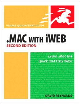 .Mac with iWeb (Visual QuickStart Guide Series)