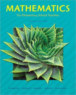 Mathematics for Elementary School Teachers - With Access