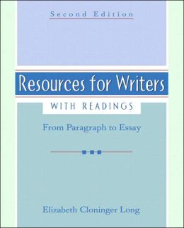 Resources for Writers, with Readings (with MyWritingLab)