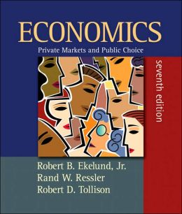 Economics: Private Markets and Public Choice Plus Myeconlab Plus eBook 2-Semester Student Access Kit