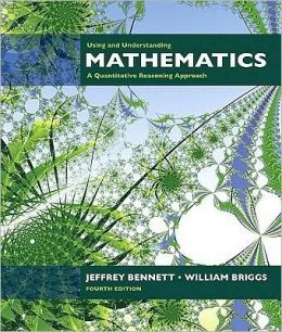 Using and Understanding Mathematics a la Carte Plus for Using and Understanding Mathematics: A Quantitative Reasoning Approach