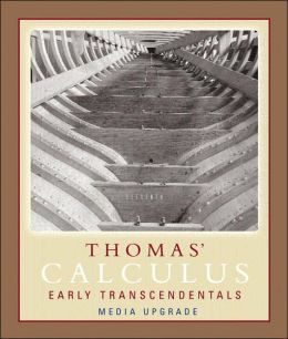 Thomas' Calculus Early Transcendentals Part One