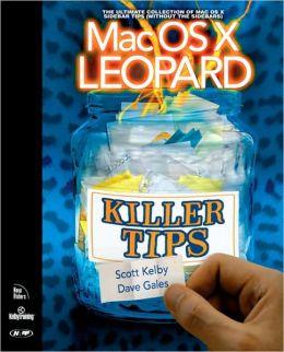Mac OS X Leopard Killer Tips (Killer Tips Series)