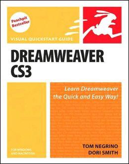 Dreamweaver CS3 for Windows and Macintosh: Visual QuickStart Guide
