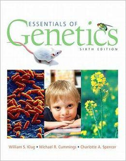 Essn of Genetics and Student Handbook and S/S/M Pkg