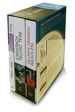 Computer Forenisics Library Boxed Set