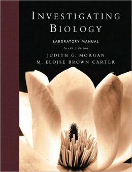 Investigating Biology Lab Manual