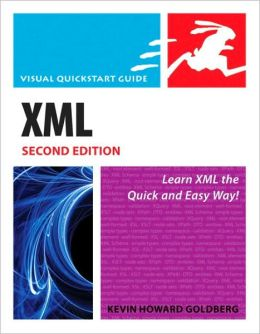 XML (Visual QuickStart Guide Series)