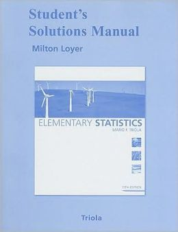Elementary Statistics-Updated Solution Manual