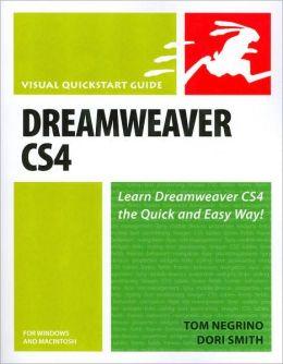 Dreamweaver CS4 for Windows and Macintosh: (Visual QuickStart Guide Series)