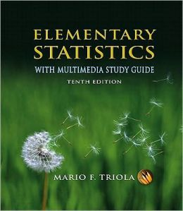 Elementary Statistics: With Multimedia Study Guide [With Study Guide]