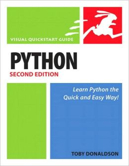 Python: Visual QuickStart Guide (Visual QuickStart Guide Series)
