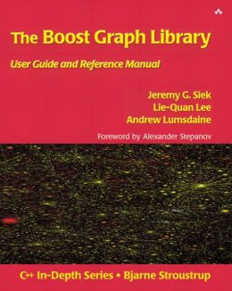 Boost Graph Library: The User Guide and Reference Manual