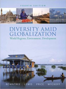 Diversity Amid Globalization: World Regions, Environment, Development Value Pack (includes PH World Regional Geography Videos on DVD & Study Guide for Diversity Amid Globalization)