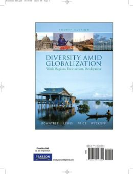 Diversity Amid Globalization: World Regions, Environment, Development, Books a la Carte Edition