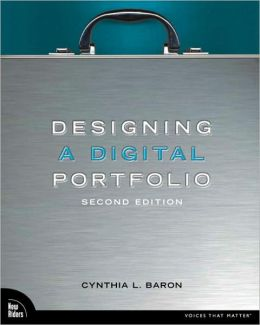 Designing a Digital Portfolio (Voices That Matter Series)