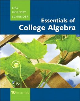 Essentials of College Algebra