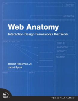 Web Anatomy: Interaction Design Frameworks that Work