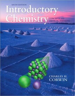 Introductory Chemistry: Concepts and Critical Thinking with MasteringChemistry