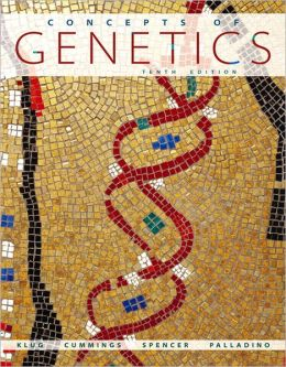 Concepts of Genetics with MasteringGenetics