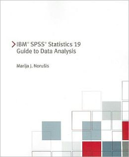 IBM SPSS STAT.19 GD.TO DATA ANAL.-W/CD