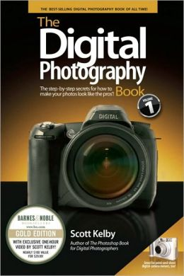 Barnes & Noble Gold Edition of The Digital Photography Book, Volume 1