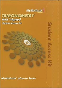 MyMathLab for Trigsted Trigonometry -- Access Card