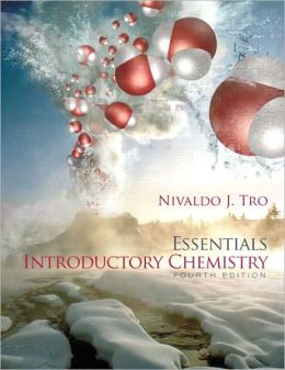 Introductory Chemistry Essentials with MasteringChemistry