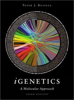 iGenetics: A Molecular Approach with MasteringGenetics