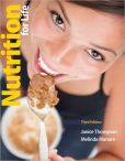 Book Cover Image. Title: Nutrition for Life, Author: Janice Thompson