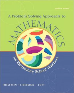 A Problem Solving Approach to Mathematics for Elementary School Teachers Plus MyMathLab -- Access Card Package
