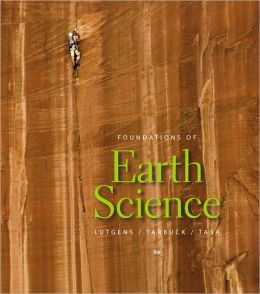 Foundations of Earth Science with MasteringGeology