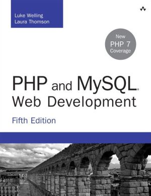 PHP and MySQL Web Development / Edition 5