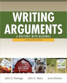 Writing Arguments: A Rhetoric with Readings, Concise Edition, with NEW MyCompLab Student Access Code Card