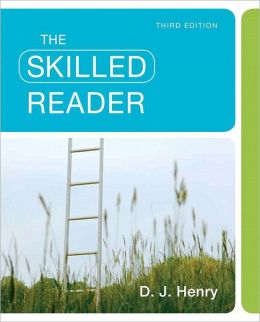 Skilled Reader, The (with NEW MyReadingLab with Pearson eText Student Access Code Card)