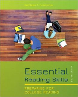 Essential Reading Skills: Preparing for College Reading (with NEW MyReadingLab with Pearson eText Student Access Code Card)